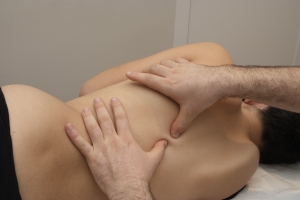 Osteopatía localizada