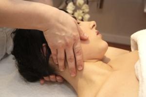 Maniobra de Osteopatía
