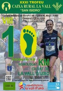 10 km Ciutat de La Vall D´Uixó
