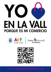 """Campaña de Invierno de """"Comerç de la Vall"""""""