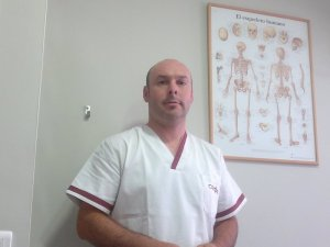 José Luís Pérez, osteópata en Ceos La Vall D´Uixó.